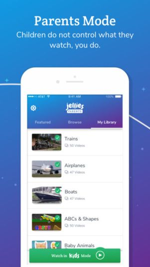 392x696bb 4 - تطبيق Jellies لجعل اليوتيوب آمنا للأطفال وتخصيص ما يمكن لهم مشاهدته