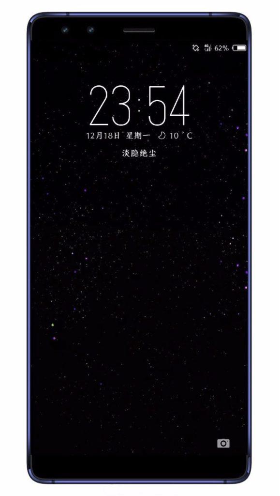 Nokia 9 leaked render 579x1024 - التسريبات الأخيرة ترصد تصميم ومواصفات جوال نوكيا 9 الرائد والمتوقع الإعلان عنه قريبا
