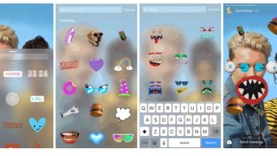 صورة تحديث إنستقرام يجلب خيار إضافة الصور المتحركة GIF إلى القصص ومشاركة الصور دون قصها