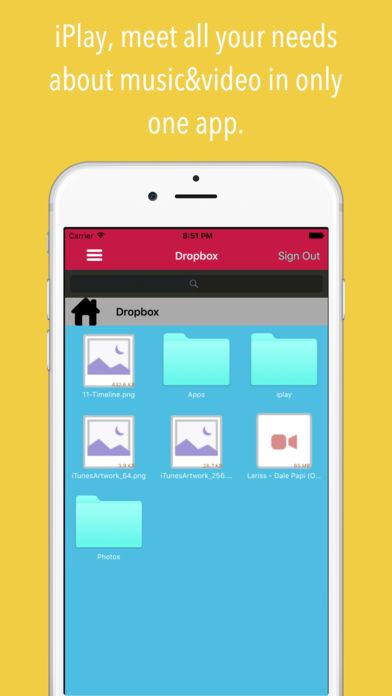 392x696bb6 - تطبيق iPlay الأفضل لتحميل مقاطع الفيديو والصوت من على يوتيوب ومشاركة الصوت على وتساب