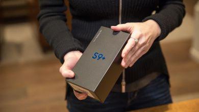 صورة تعرف على محتويات صندوق جوال جالكسي S9/S9+ الجديد