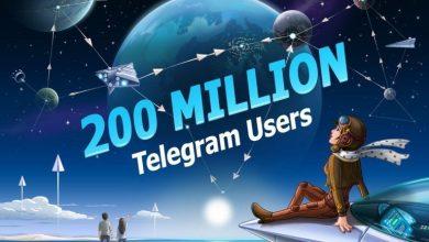 5e91c243045630923e e1521830722770 - تطبيق تيليجرام يعلن عن وصول عدد المستخدمين الآن إلى 200 مليون مستخدم نشط شهرياً