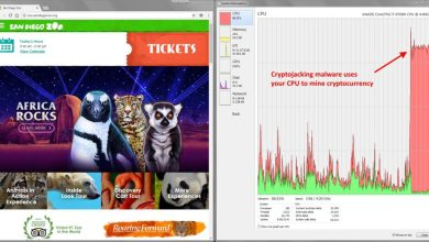 صورة إصابة ما يقرب من 400 موقع دروبال ببرمجة خبيثة لتعدين العملات الرقمية
