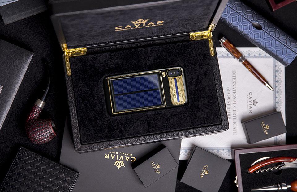 هاتف أيفون اكس تسلا 9 - شاهد أغلى جوال آيفون في العالم يبلغ سعره أكثر من 4000 دولار