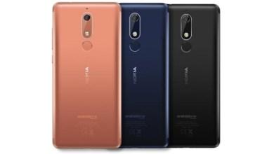 1 44 - الكشف رسميا عن جوالات نوكيا الثلاث  Nokia 5.1 و Nokia 3.1 و Nokia 2.1.