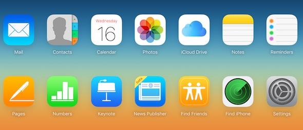 1 - تعرف على كيفية تخزين الصور والبيانات وغير ذلك باستخدام خدمة التخزين السحابي iCloud