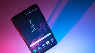 Galaxy - سامسونج سجلت براءة اختراع جوال بلا حواف وشاشة خلفية