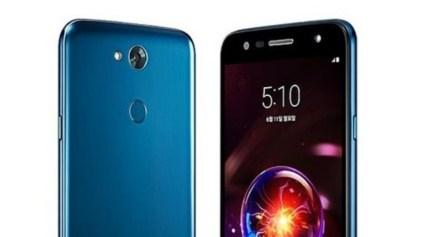 LG X5 2018 300x168 - تعلن إل جي رسمياً عن جوالها الجديد LG X5 2018 مع بطارية بسعة 4500mAh