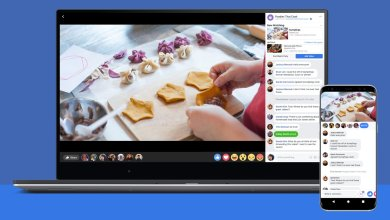 Di8pAJVU8AIdWe5.jpg large - فيسبوك تطلق ميزة Watch Party لمشاهدة مقاطع الفيديو المباشرة والتفاعل معها