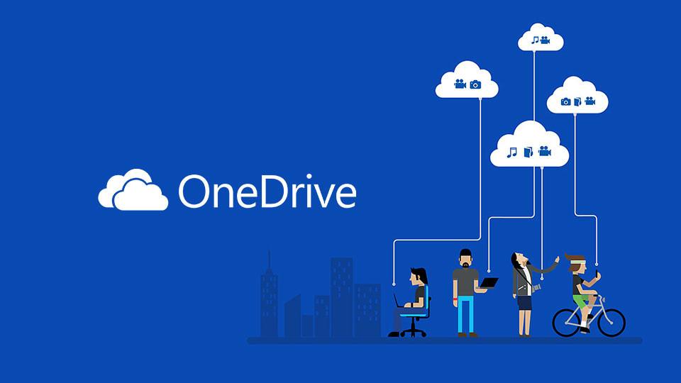 OneDrive 1 - تطبيق OneDrive يحصل على تحديث جديد بإضافة الدعم لبصمة الإصبع في أندرويد