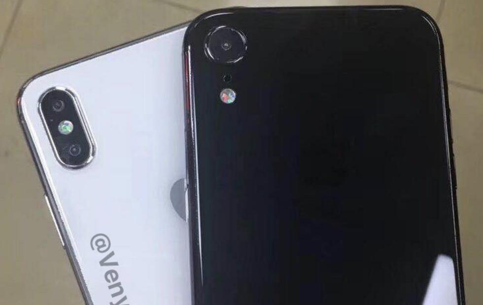 iphones 2018 dummies - تسريب صور جديدة لجوال iPhone X Plus وآخر بشاشة LCD بقياس 6.1 بوصة