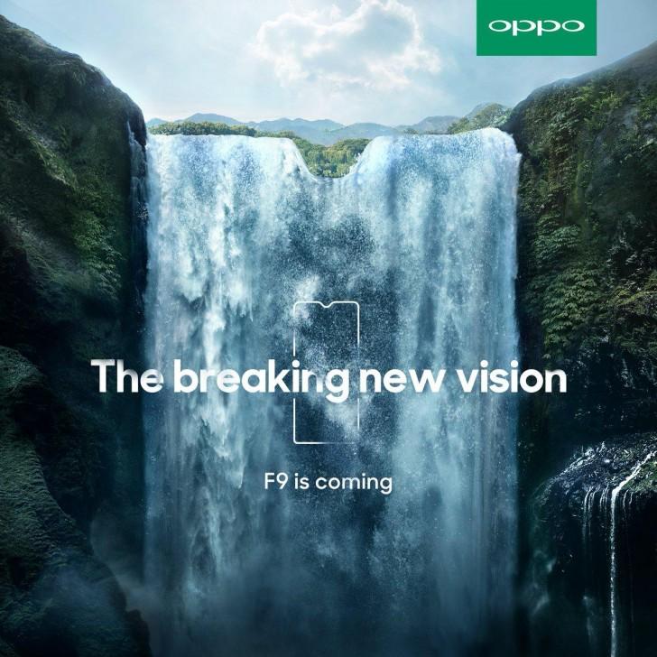 13 - أوبو تكشف عن صورة لجوالها المنتظر إطلاقه Oppo F9 Pro يظهر مواصفاته