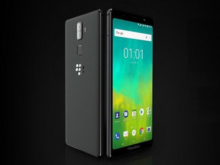 BlackBerry Evolve and EvolveX 1 - بلاك بيري تطلق رسمياً جواليها Evolve وEvolve X من الفئة المتوسطة