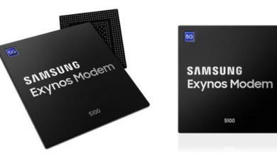 صورة شركة سامسونج تطلق أول مودم 5G مصنوع خصيصًا للجوالات الذكية في العالم