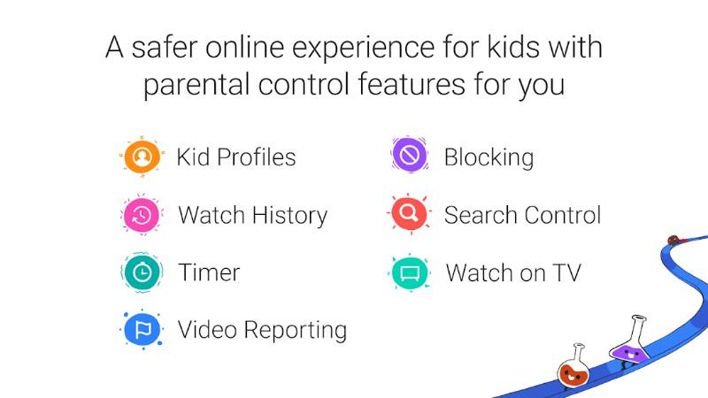 2.webp 1 - تطبيق يوتيوب كيدز Youtube Kids - النسخة المخصصة للأطفال من تطبيق اليوتيوب الشهير