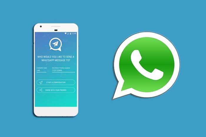Quick MessageE2808F - تطبيق Quick Message لمراسلة أي شخص بالواتساب دون إضافته كجهة اتصال