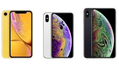 صورة حمّل خلفيات الفقاعات الرائعة لهواتف آيفون الجديدة XS وXS ماكس و XR