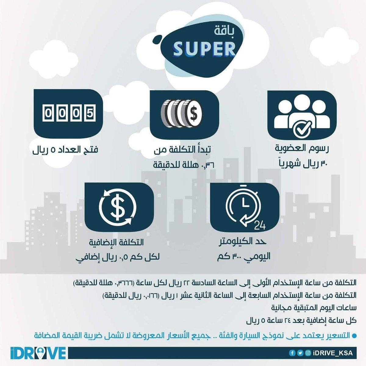 11 1 - تطبيق IDrive-KSA أول تطبيق خاص بمشاركة السيارات في المملكة العربية السعودية