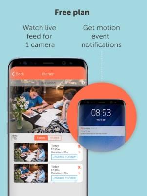 22.webp  - تطبيق Manything لتحويل جوالك القديم إلى جهاز مراقبة باستخدام كاميرته
