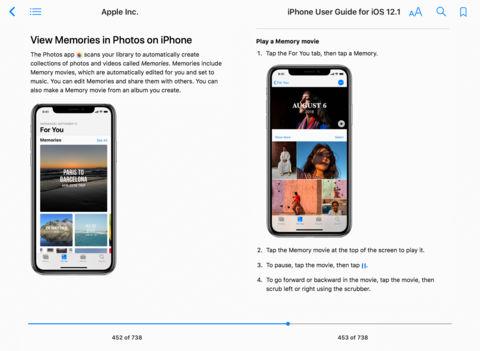 480x351bb - آبل تكشف عن iPhone User Guide for iOS 12.1 المجاني على آيتيونز لشرح مزايا iOS 12.1