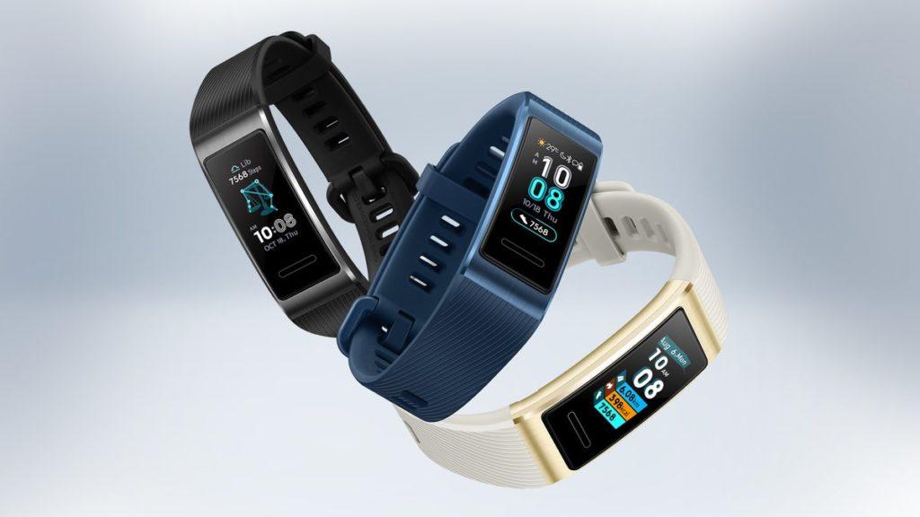 Dpot74DW4AEmTbA 1024x576 - هواوي تكشف رسميًا عن ساعة Watch GT وسوار Band 3 Pro الجديدين بمؤتمر الأمس