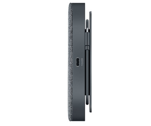 Huawei Backup Storage Drive side - هواوي تكشف عن قرص تخزين خارجي يعمل كشاحن أيضا بسعة 1 تيرابايت لجوالات ميت 20