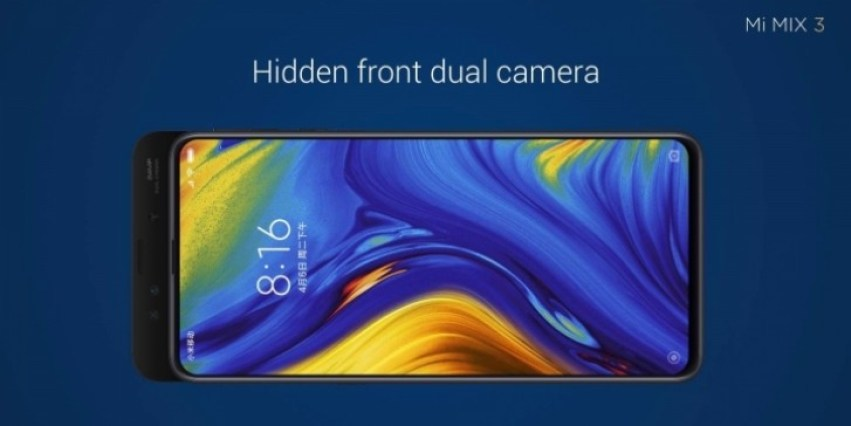 gsmarena 004 - شاومي تعلن رسمياً عن الهاتف الرائد Mi Mix 3 مع أربع كاميرات وذاكرة 10 جيجا بايت رام