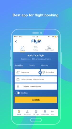 2.webp  - تطبيق Flyin.com - طيران و فنادق لحجز الفنادق ورحلات الطيرات والحصول على أفضل الأسعار