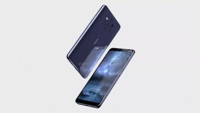 Nokia 9 1024x576 - تسريبات جديدة لهاتف نوكيا الرائد Nokia 9 تؤكد إطلاقه مع خمس كاميرات