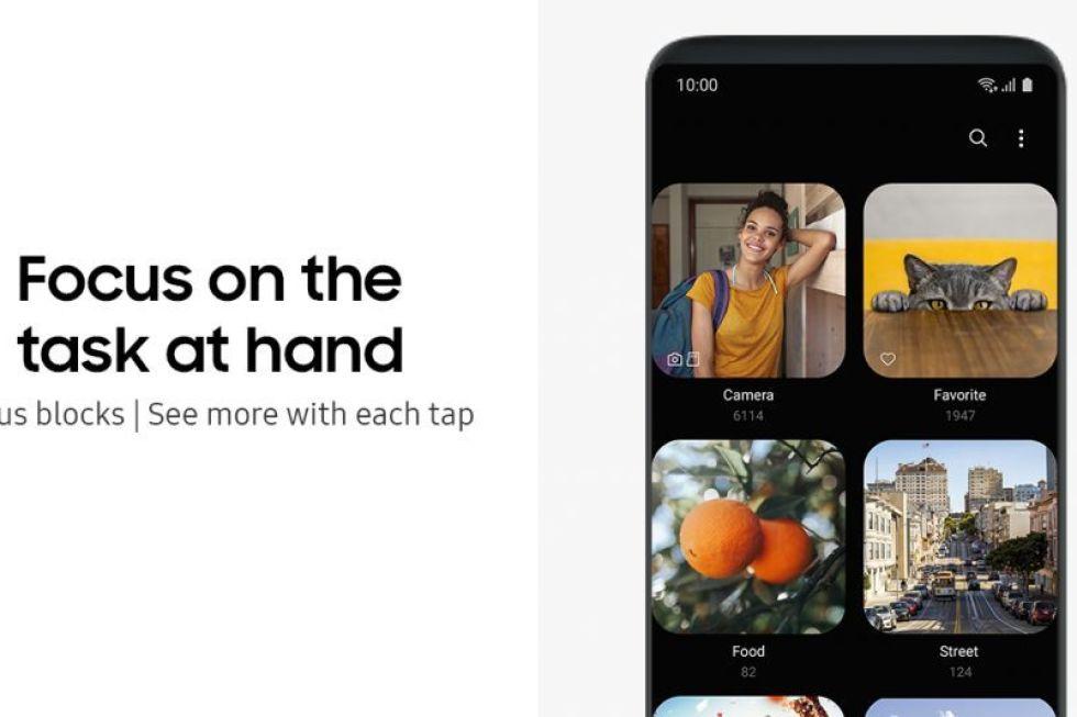 Samsung One UI 1 - سامسونج تزيح الستار عن الواجهة الجديدة One UI لهواتفها