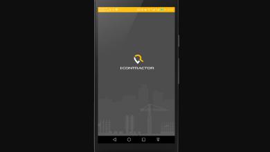 icontractor1 - تطبيق آي مقاول icontractor لطلب المعدات الثقيلة وشاحنات النقل بالمملكة