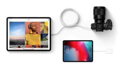 Photo of جميع الأجهزة التي تستطيع أجهزة آيباد برو الجديدة الاتصال بها