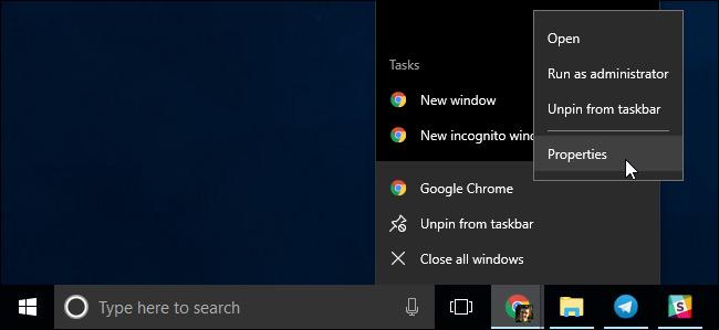 1 2 - كيف تجعل متصفح جوجل كروم Google Chrome يعمل في وضع التصفح الخاص بشكل دائم