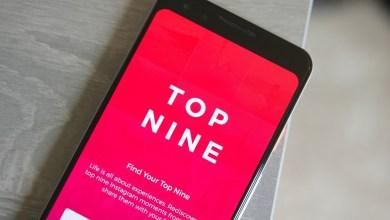 instagram top 9 android hero - تطبيق Top Nine for Instagram لمعرفة أفضل ما نشرته على الانستجرام