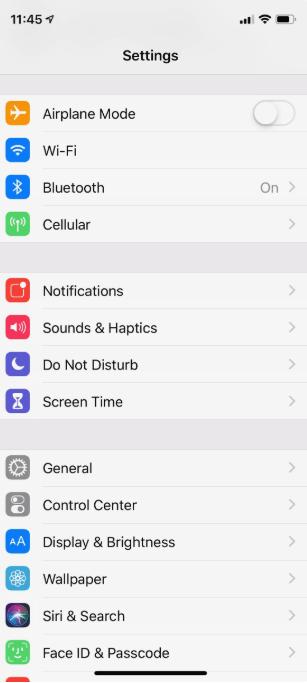 1 12 - بالصور.. تعرف على كيفية تسجيل شاشة آيفون في أنظمة iOS 11 وiOS 12