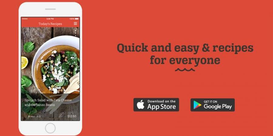 900x450 uploads201811141bacb9f520 - تطبيق KptnCook يوفر لك وصفات طعام عديدة لتعلم الطبخ وإعداد وجباتك بسرعة
