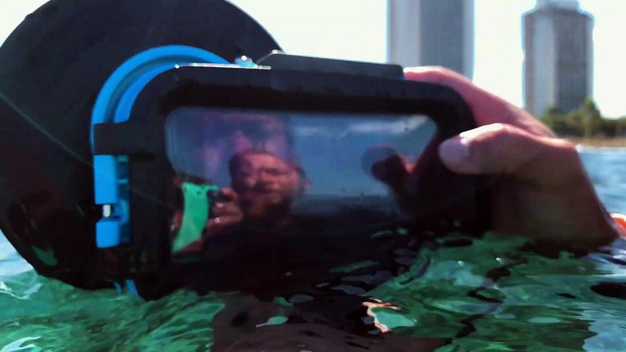 x1080 hgG - آبل تكشف عن مقطع دعائي جديد يسلط الضوء على التصوير بـ آيفون XS تحت الماء