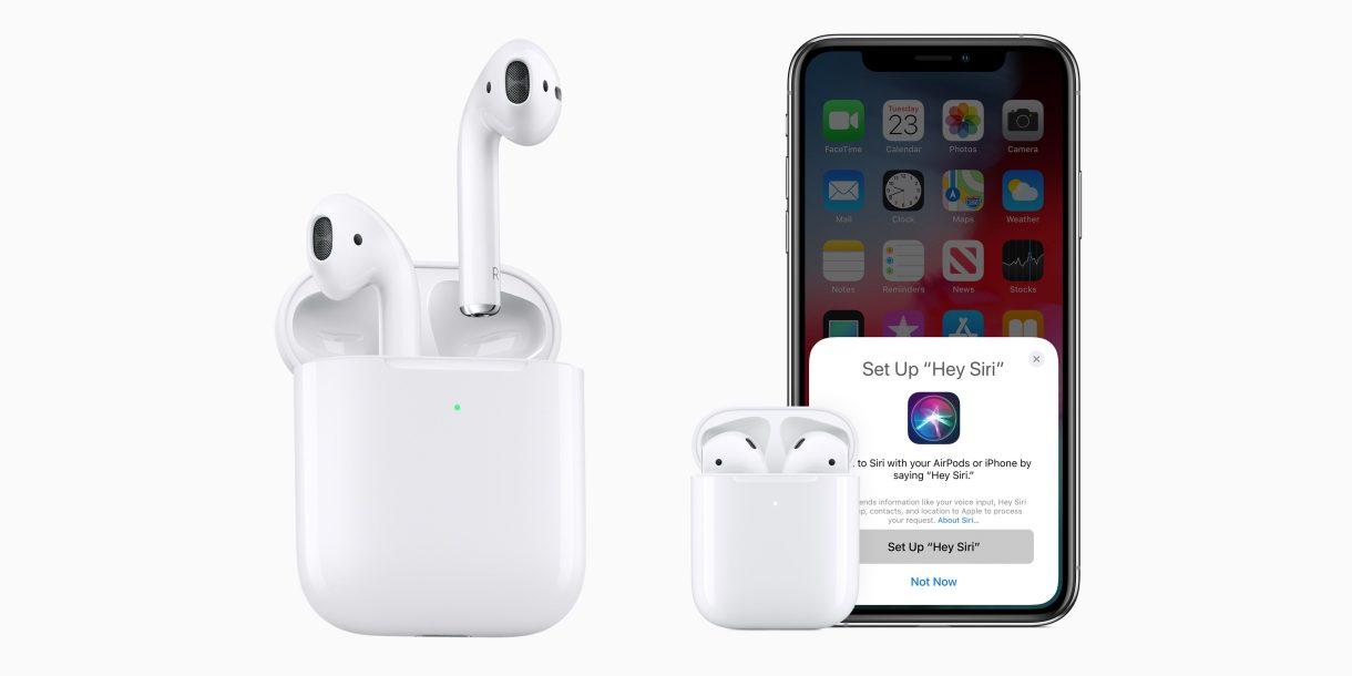 AirPods 2 - بعد طول انتظار، آيفون 11 قد يتيح الاستماع للموسيقى على جهازين بلوتوث في نفس الوقت