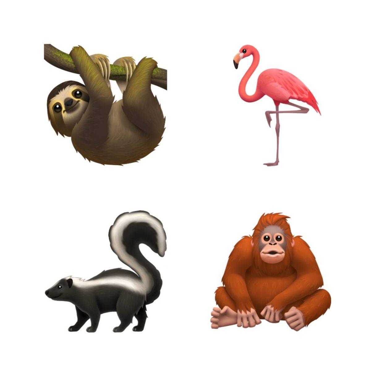 4 - شركة آبل تكشف عن عشرات الرموز التعبيرية الجديدة القادمة إلى iOS وmacOS هذا الخريف