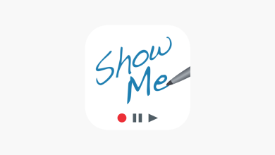 3 - تطبيق ShowMe Interactive Whiteboard لشرح الدروس بالصوت على سبورة تفاعلية