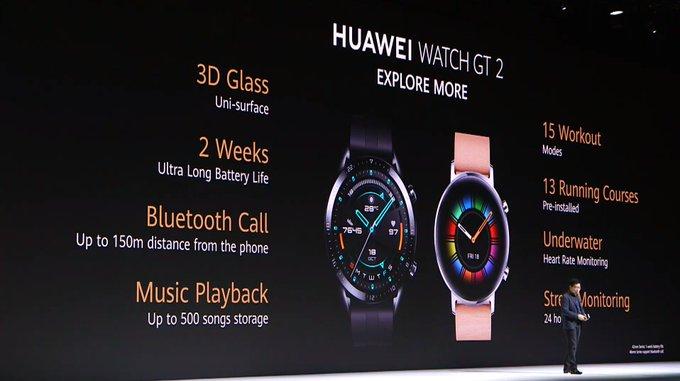 EE1JNqDW4AEFfXi - هواوي تكشف رسمياً عن ساعتها الذكية الجديدة Watch GT2 في مؤتمر ميونخ