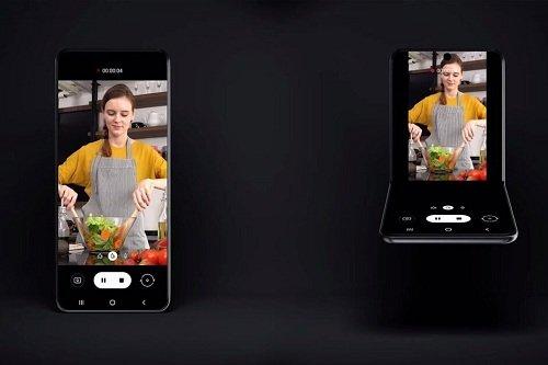 Galaxy Fold 2 1 - فيديو.. سامسونج تكشف عن نموذج جوال Galaxy Fold 2 القابل للطي بتصميم جديد