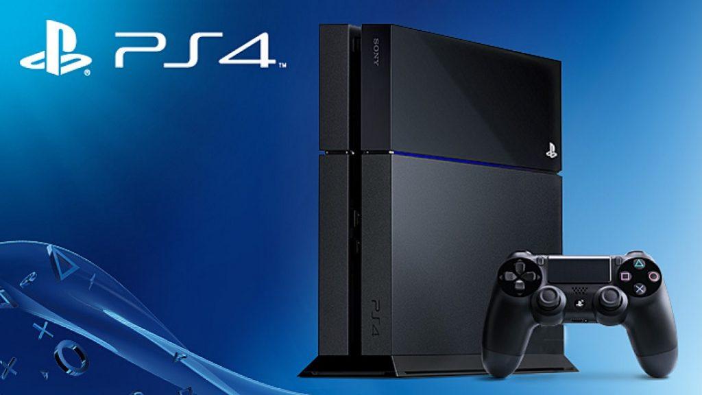 PS4 Console Wallpaper 1100px 1024x576 - تعرف على أكثر أجهزة الألعاب مبيعا في التاريخ بعد أن أصبح بلايستيشن 4 في المركز الثاني