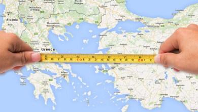 Photo of تطبيق Measure Map لقياس المسافات بين نقطتين ومعرفة محيط الأماكن على الخرائط