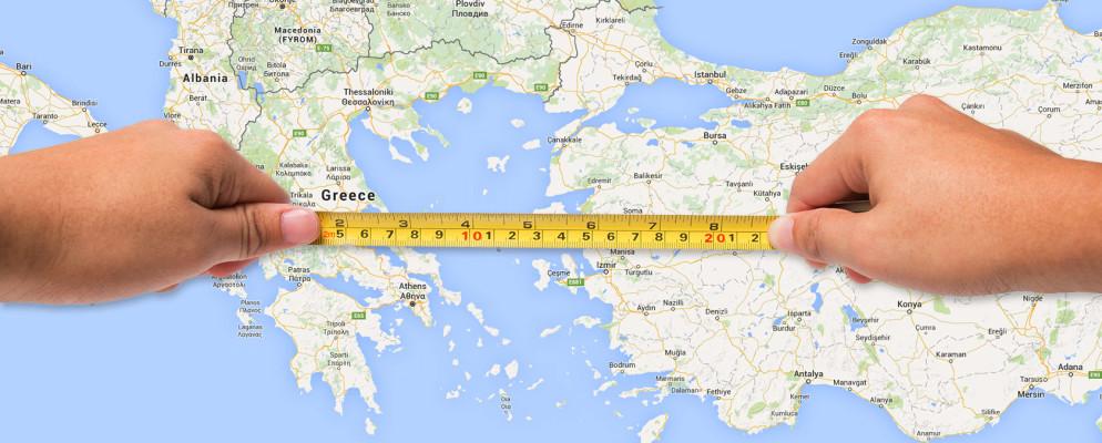 measure google maps 994x400 - تطبيق Measure Map لقياس المسافات بين نقطتين ومعرفة محيط الأماكن على الخرائط