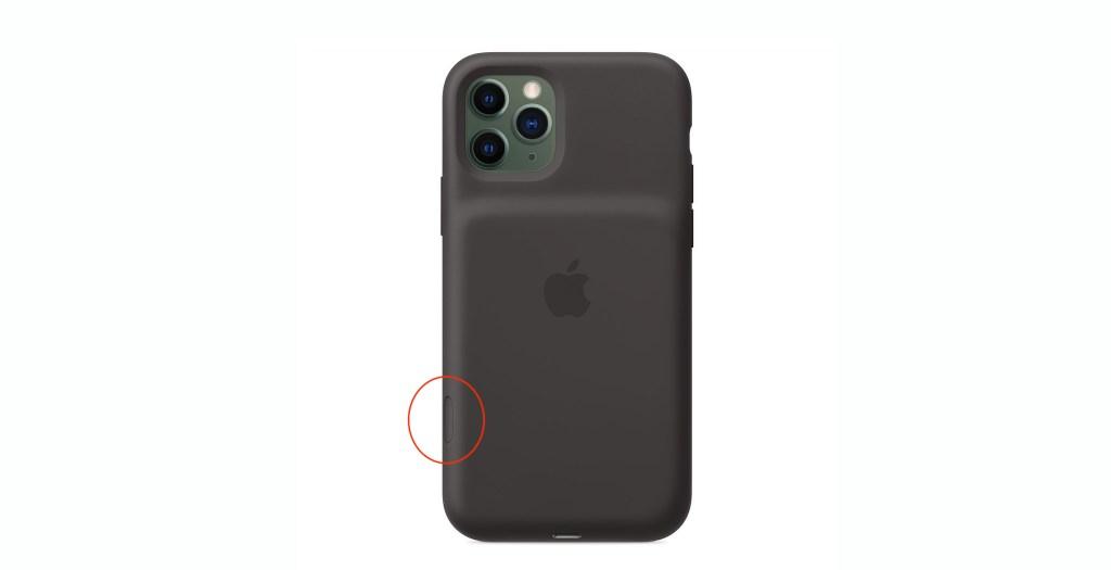 حافظات البطارية الذكية iPhone 11 وiPhone 11 Pro 1 - آبل تطلق مجموعة جديدة من حافظات البطارية الذكية لعائلة آيفون 11