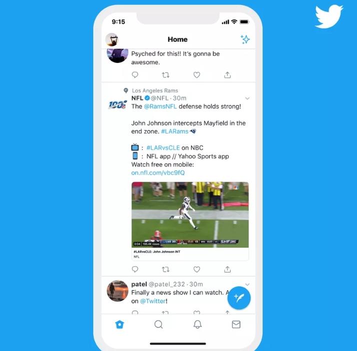 2019 11 07 14 48 36 Twitter Topics  follow subjects automatically in the timeline The Verge - تويتر تطلق ميزة Topics الجديدة لمتابعة المواضيع حسب اهتمامك