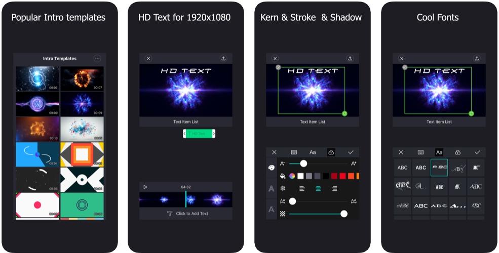 2019 11 10 12 15 42 Window - تطبيق IntroAide يقدم لك خيارات كثيرة من مقدمة الفيديو المناسبة للناشرين على يوتيوب