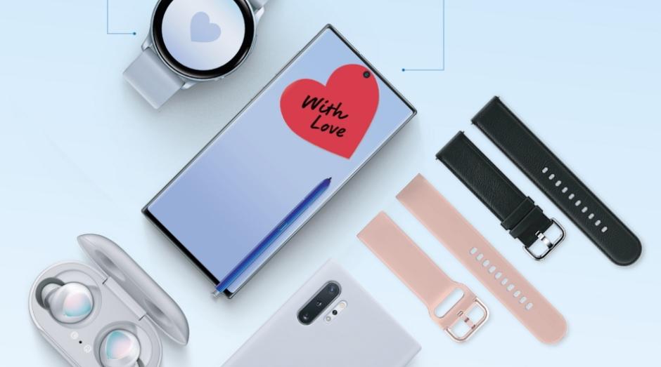 2019 11 16 01 45 39 Celebrate the Season with the Samsung Galaxy Anniversary Premium Package – Samsu - سامسونج تعلن عن باقة من أجهزة جالاكسي بسعر مخفض احتفالا بعيد جالاكسي العاشر