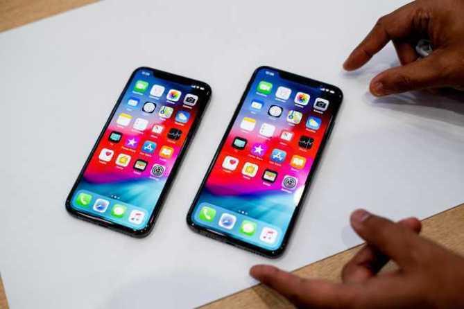 2019 11largeimg14 Thursday 2019 170601939 - آبل تقع ضحية لعملية تزويير 10 آلاف جهاز آيفون وآيباد وتخسر الملايين